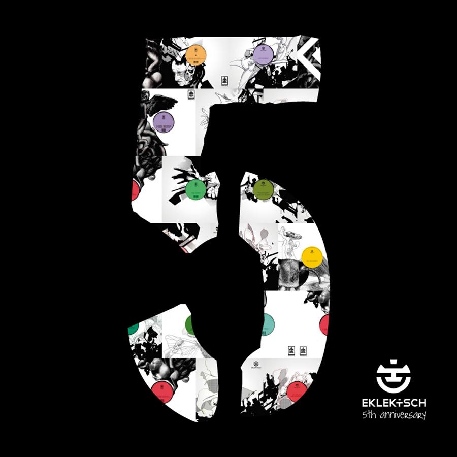 EKV018 Eklektisch 5th Anniversary